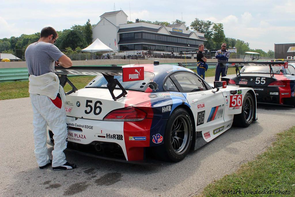 GTLM-BMW Team RLL BMW Z4 GTE
