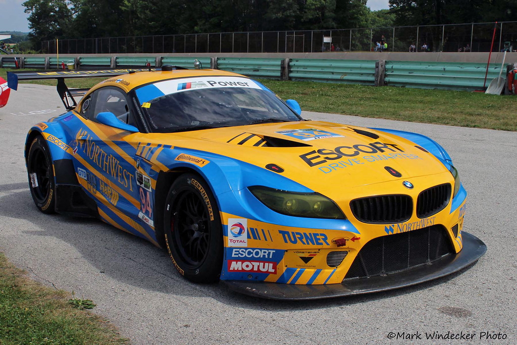 GTD-Turner Motorsport BMW Z4