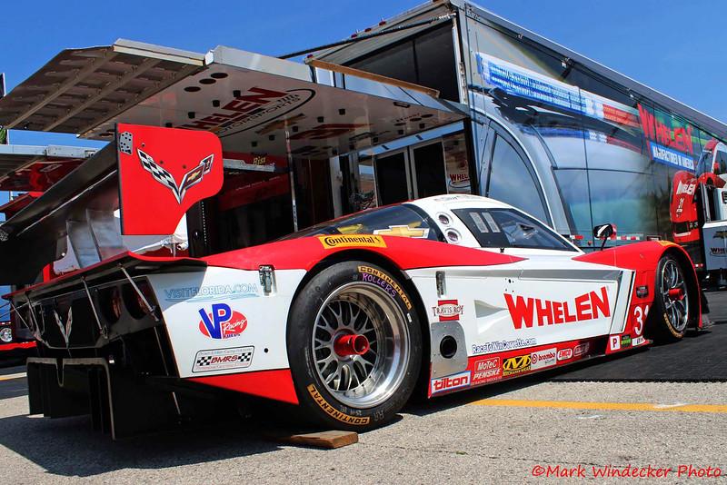 P--Marsh Racing Corvette DP