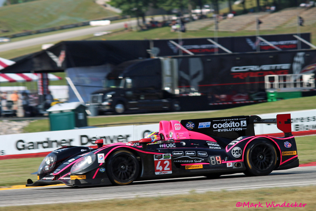 .....Morgan LM P2 #01-18/Nissan