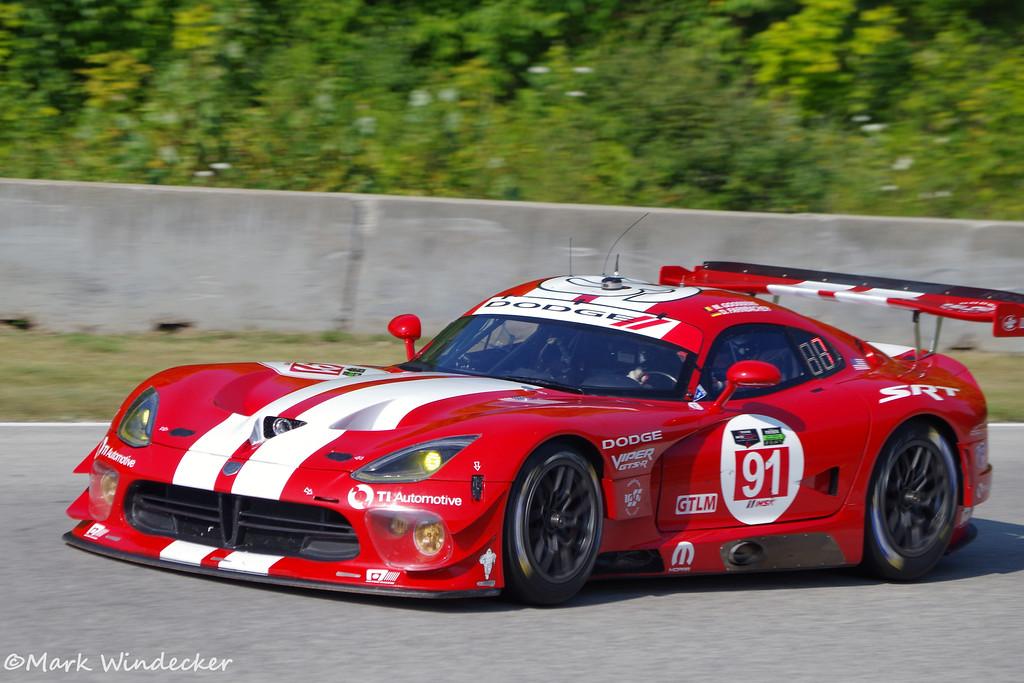 .....Dodge Viper SRT GTS-R #GTSR2C03