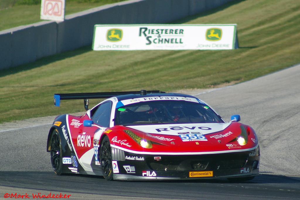 .....Ferrari 458 Italia Grand-Am #3270