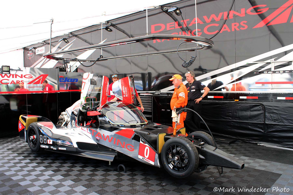 P-DeltaWing Racing Cars