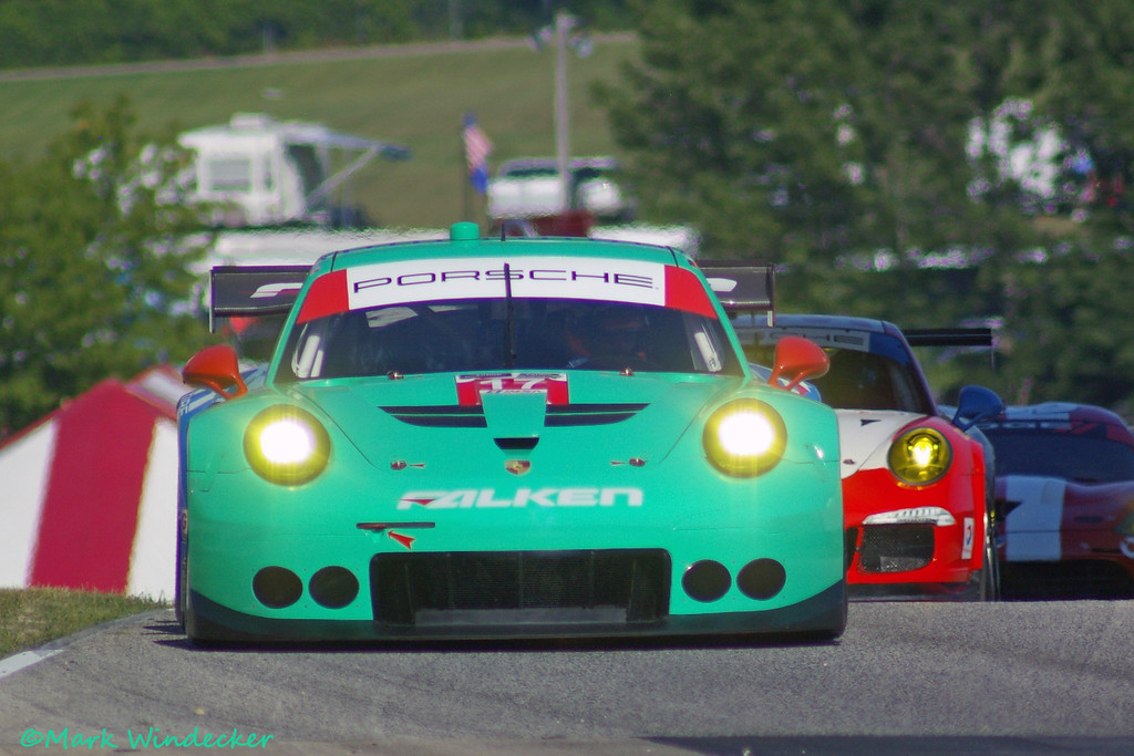 24th 9GTLM Wolf Henzler/Bryan Sellers...
