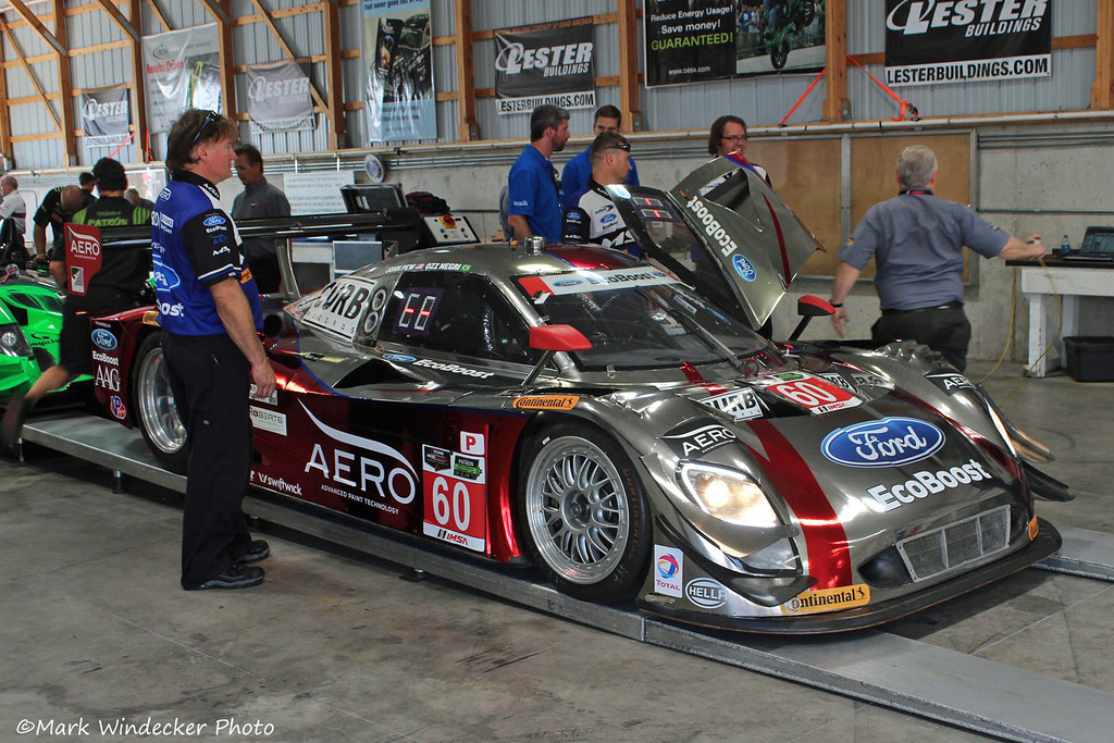 P-Michael Shank Racing with Curb/Agajanian Riley/Ford EcoBoost