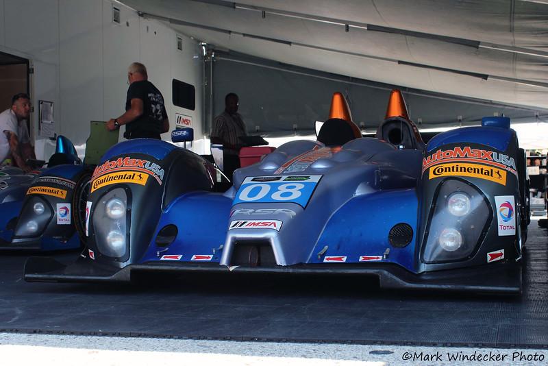 PC-RSR Racing ORECA FLM09