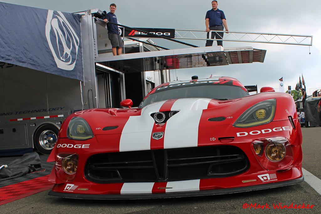 GTLM SRT Motorsports Dodge Viper SRT GTS-R