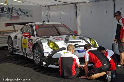 GTLM Porsche North America Porsche 911 RSR
