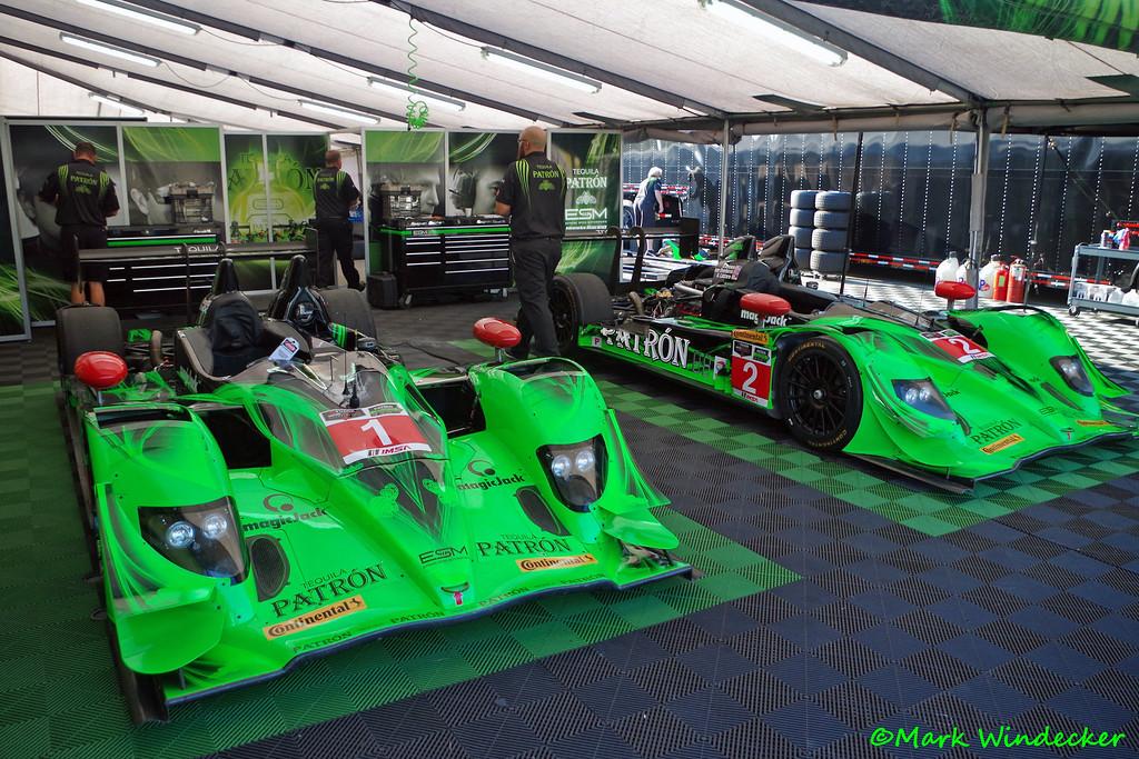 P Extreme Speed Motorsports HPD ARX-03b/Honda