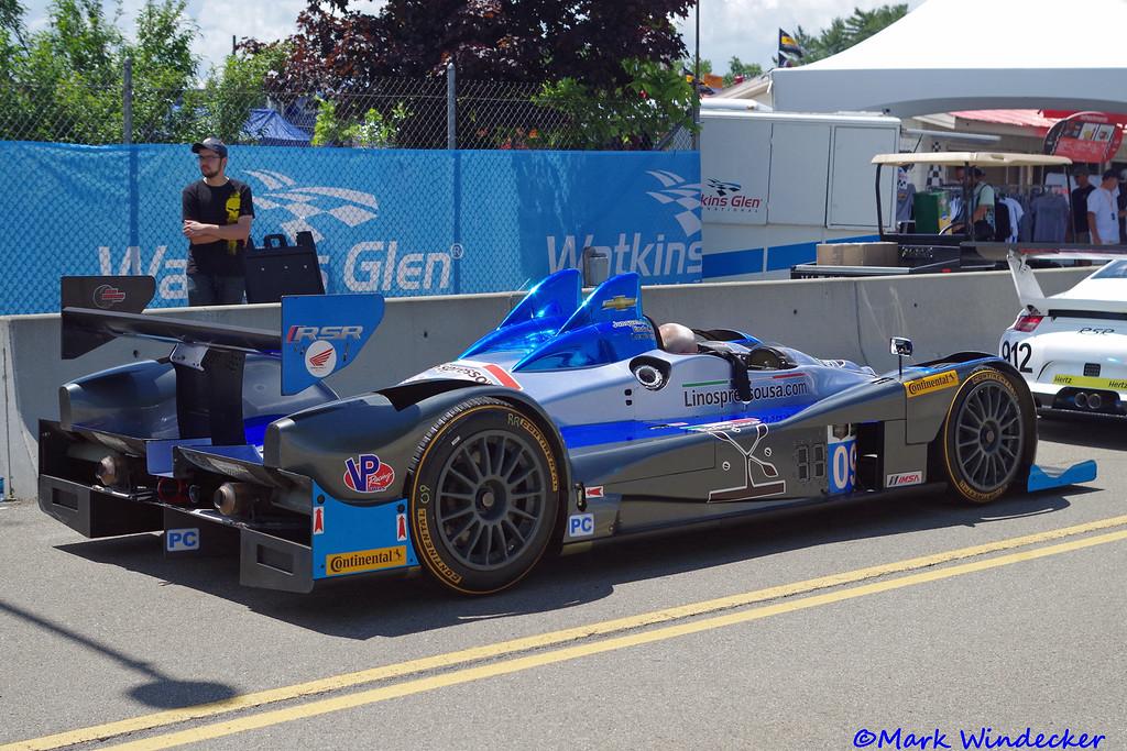 PC RSR Racing ORECA FLM09