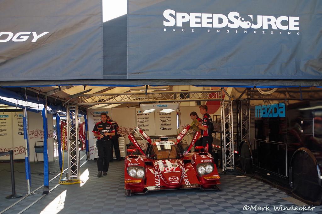 P SpeedSource Mazda Prototype