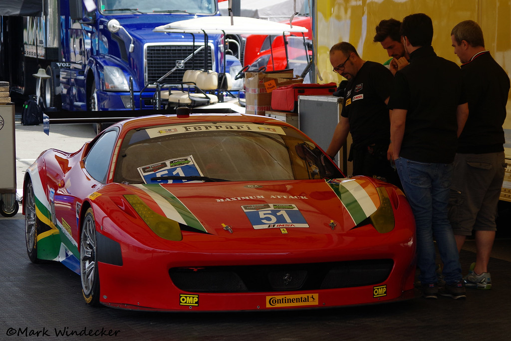 GTD Spirit of Race Ferrari 458 Italia