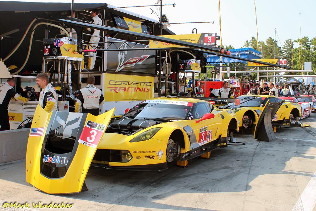 GTLM Corvette Racing Chevrolet Corvette C7.R
