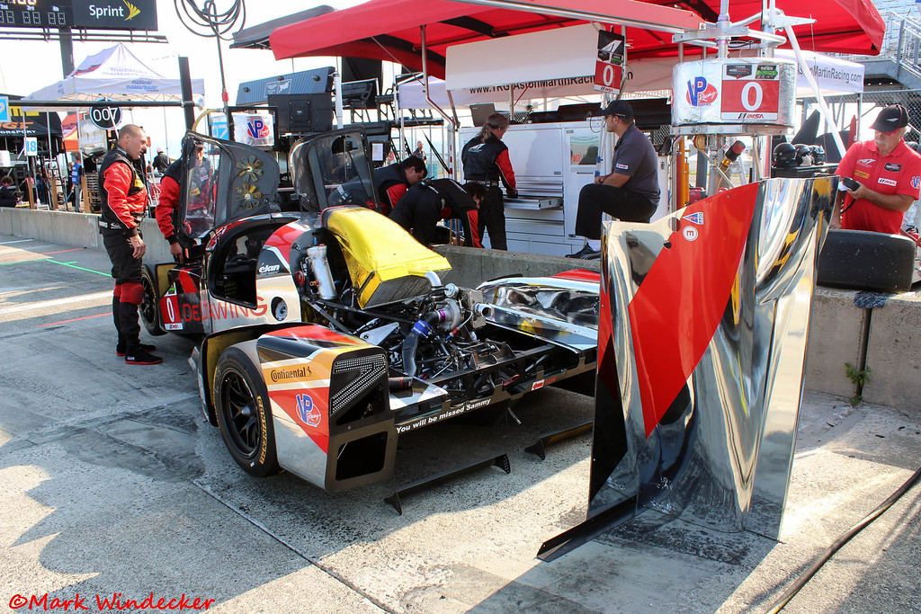 P DeltaWing Racing Cars DeltaWing DWC13/Elan