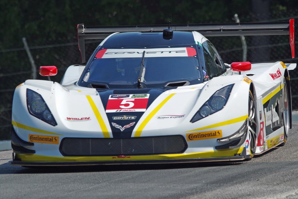 5th Joao Barbosa/Christian Fittipaldi Corvette DP