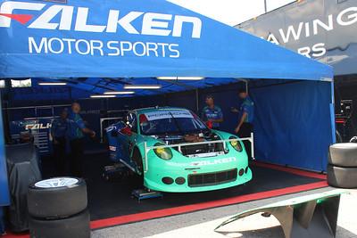 GTLM-Team Falken Tire Porsche 911 RSR