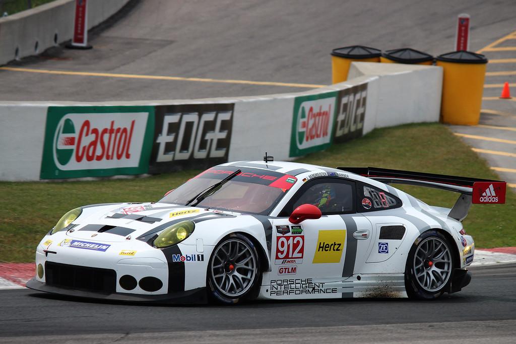 19th 7-GTLM Jörg Bergmeister/Earl Bamber Porsche 911 RSR