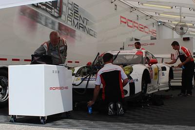 Porsche North America Porsche 911 RSR