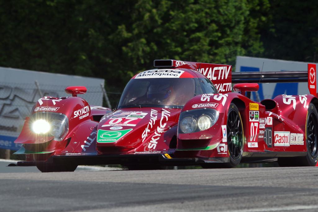 7th Tom Long/Joel Miller Mazda Prototype
