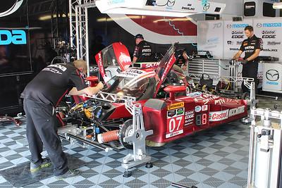 Mazda Motorsports Mazda Prototype