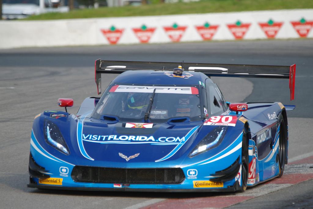 4TH Richard Westbrook/Michael Valiante Corvette DP