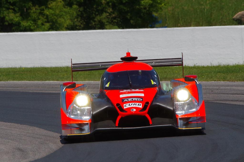 3rd John Pew/Oswaldo Negri Ligier JS P2/Honda