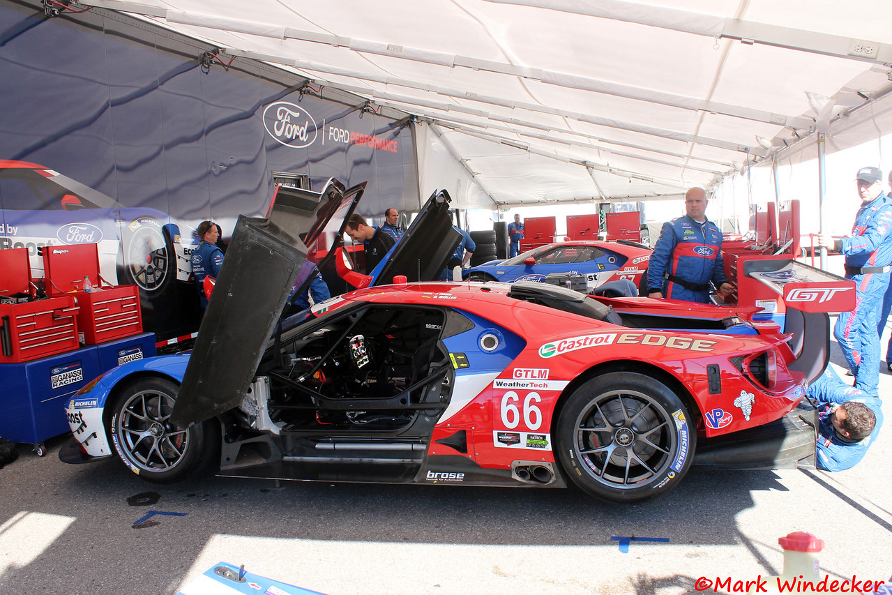 GTLM-Ford Chip Ganassi Racing
