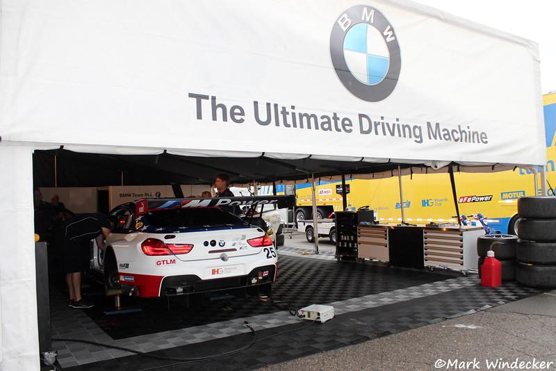 GTLM-BMW Team RLL
