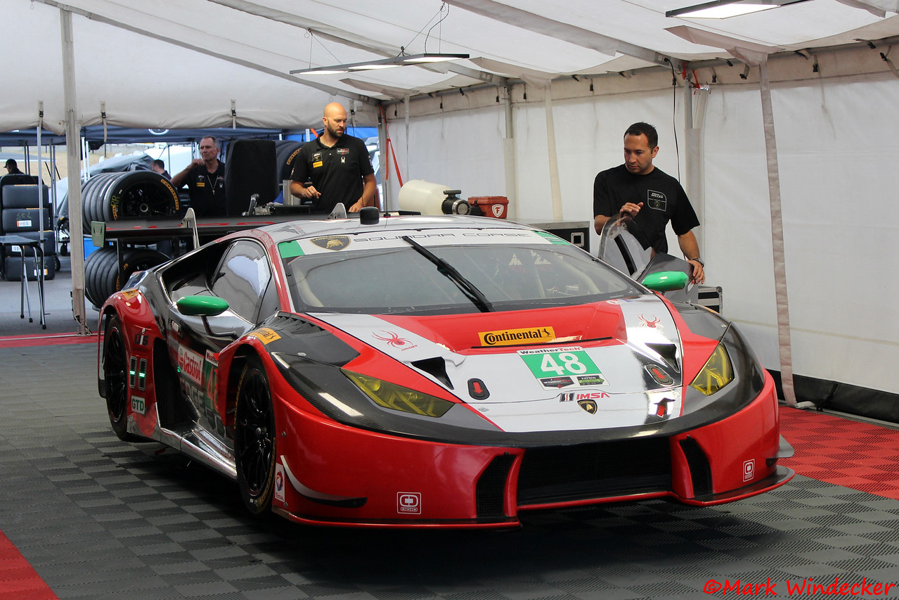 GTD-Paul Miller Racing