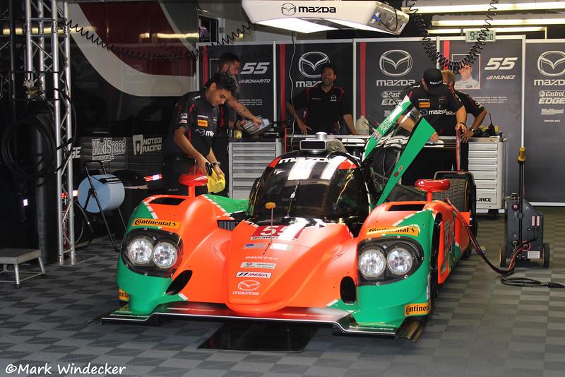 P-Mazda Motorsports