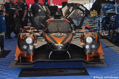 P-Michael Shank Racing w/Curb-Agajanian