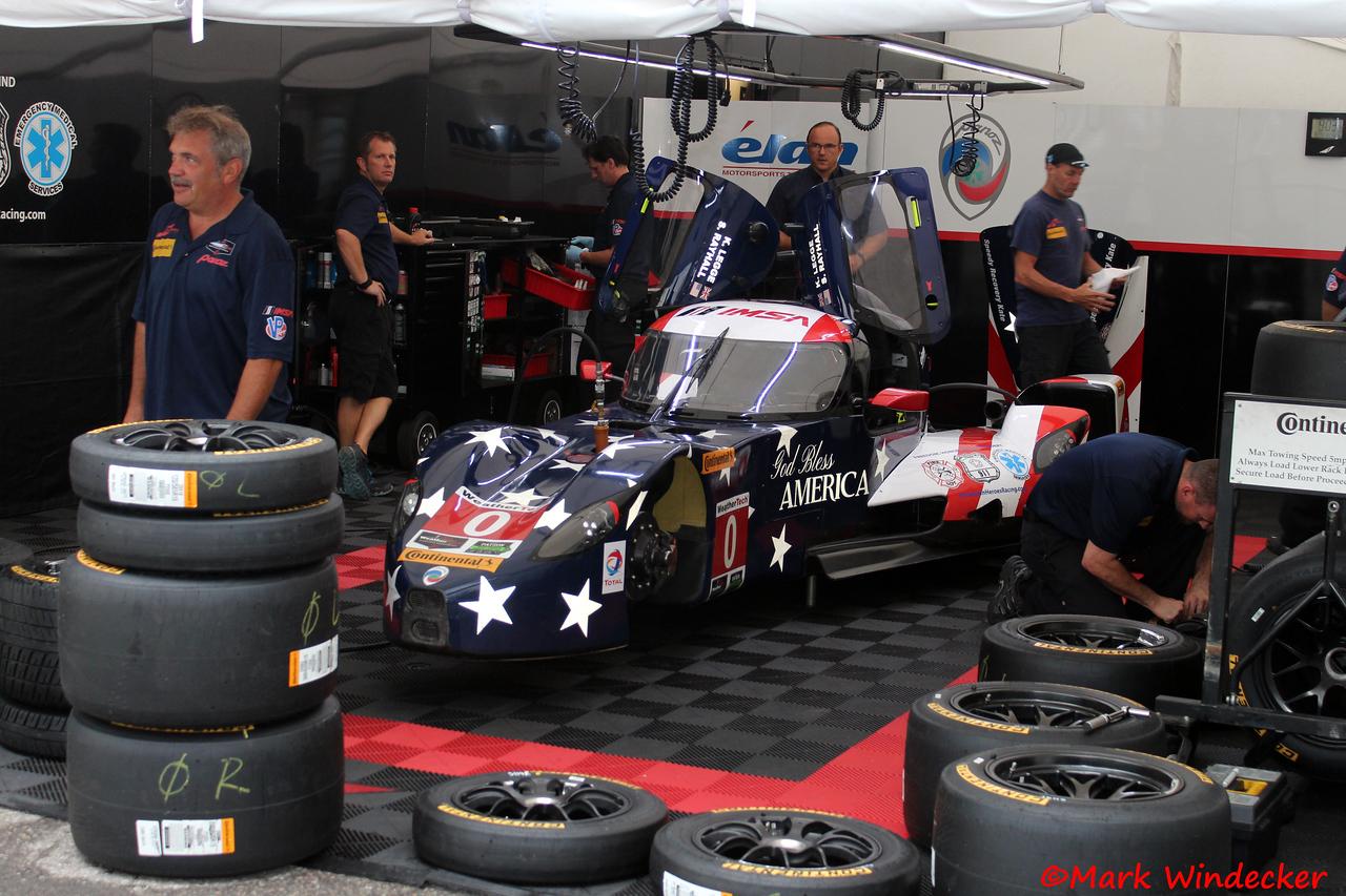 P-Panoz DeltaWing Racing
