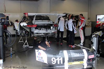 GTLM-Porsche North America