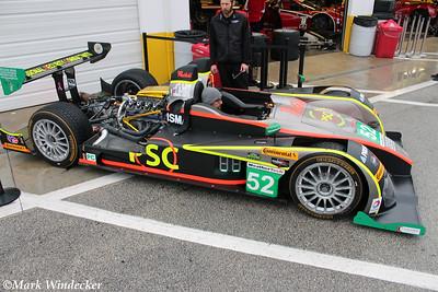 PC-PR1/Mathiasen Motorsports