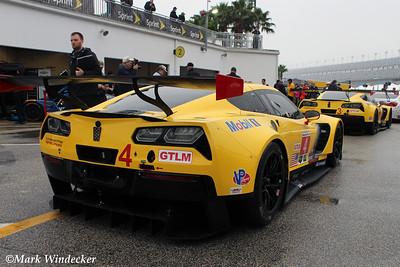 GTLM-Corvette Racing