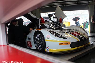 P-Action Express Racing
