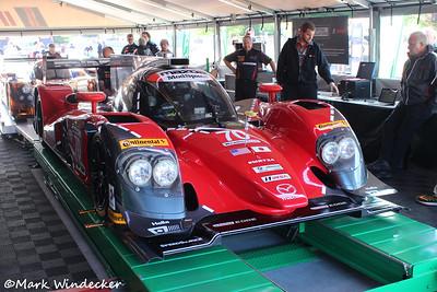 P-Mazda Motorsport