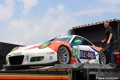 GTD  CORE autosport Porsche 911 GT3 R