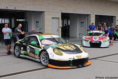 GTD-Alegra Motorsports Porsche 911 GT3.R