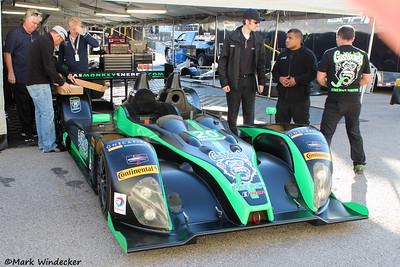 PC-BAR1 Motorsports ORECA FLM09