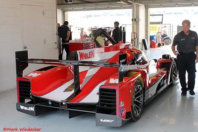 P-Whelen Engineering Racing Cadillac DPi