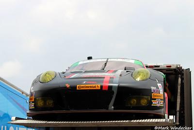 GTD-Park Place Motorsports Porsche 911 GT3.R