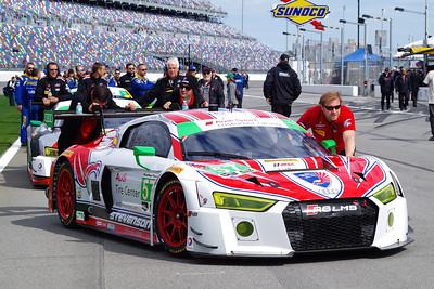 GTD-Stevenson Motorsports Audi R8 LMS GT3