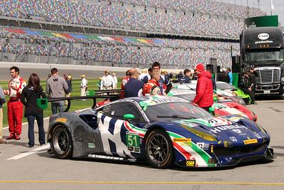 GTD-Spirit of Race Ferrari 488 GT3