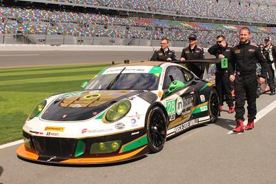 GTD-Alegra Motorsports Porsche 911 GT3 R