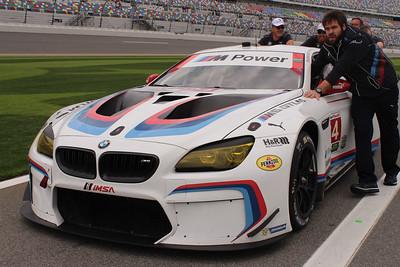 GTLM-BMW Team RLL BMW M6 GTLM