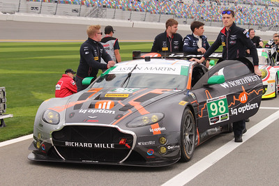 GTD-Aston Martin Racing Aston Martin Vantage
