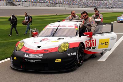 GTLM-Porsche GT Team Porsche 911 RSR