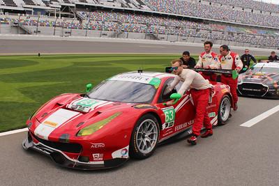 GTD-Scuderia Corsa Ferrari 488 GT3