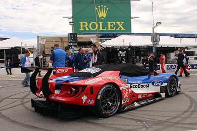 GTLM-Ford Chip Ganassi Racing Ford GT